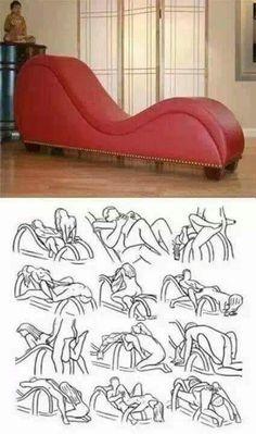 el sillón tántrico